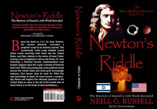 Cover - Newton's Riddle
